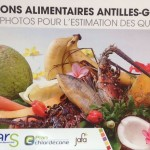 Portions alimentaires Antilles-Guyane - guide photo