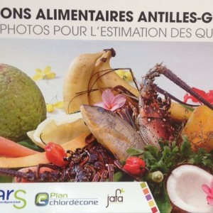 Portions alimentaires Antilles-Guyane – guide photo