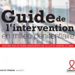 Guide intervention milieu penitentiaire