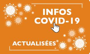 Infos Covid-19 Actualisées